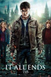 Harry Potter y Las Reliquias de la Muerte Parte 2 DVDRip (2011) Español Latino Descargar 1 Link 1