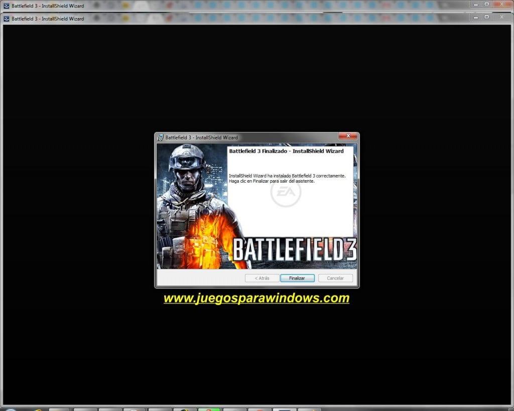 Battlefield 3 PC (Español) 3 DVD5 ISO (Reloaded) Descargar 3