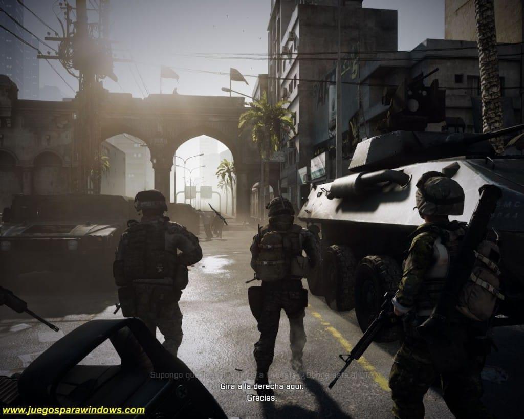Battlefield 3 PC (Español) 3 DVD5 ISO (Reloaded) Descargar 5