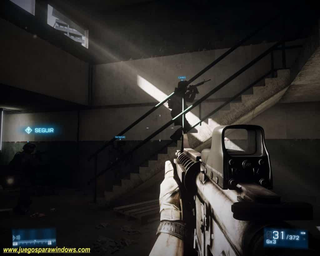 Battlefield 3 PC (Español) 3 DVD5 ISO (Reloaded) Descargar 7