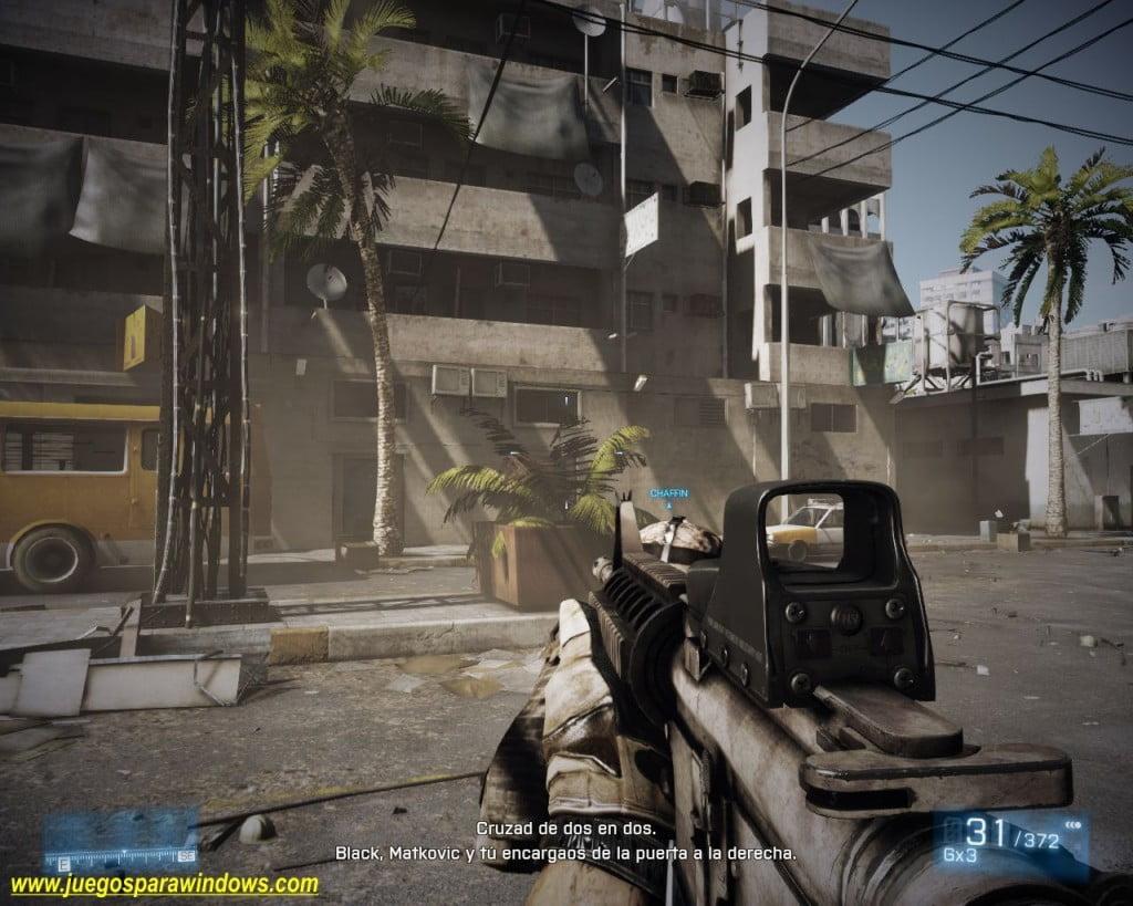 Battlefield 3 PC (Español) 3 DVD5 ISO (Reloaded) Descargar 8