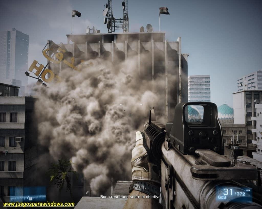 Battlefield 3 PC (Español) 3 DVD5 ISO (Reloaded) Descargar 4