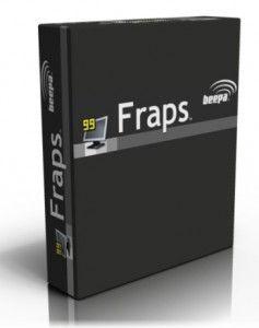 Fraps 3.4.7.13808 (Ingles) Captura Tus Imágenes y Videos De Tus Juegos 1