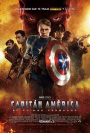 Capitan America El Primer Vengador (2011) BRRip Español Latino Descargar 11