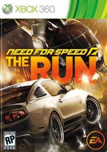 Caratula Need For Speed The Run XBOX 360