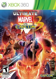 Caratula Ultimate Marvel VS Capcom 3