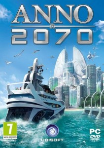 Caratula Cover Anno 2070 PC