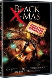 Caratula negra navidad dvd