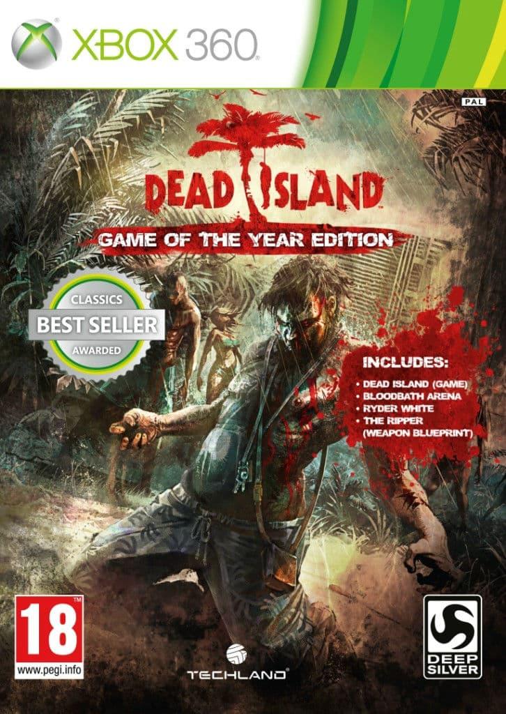 Dead Island Riptide (Region FREE) XBOX 360 ES...
