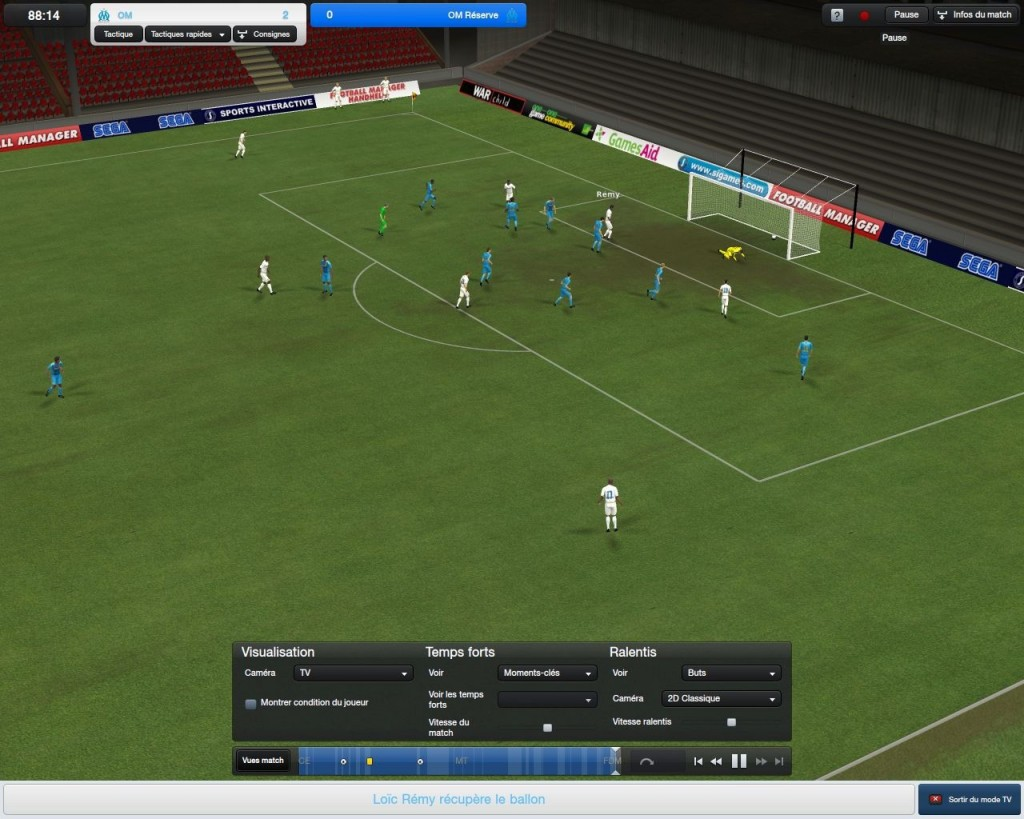 Football Manager 2012 (Español) (Skidrow) PC Descargar 6