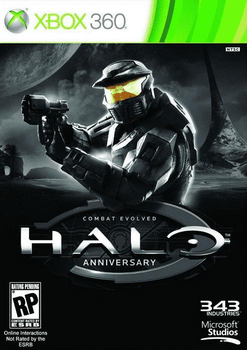 caratula Halo Combat Envolved Anniversary