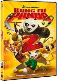 Caratula Kung Fu Panda 2 Español
