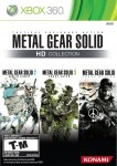 Metal Gear Solid HD Collection (Región NTSC/PAL) XBOX 360 (Español) Descargar Juego Full