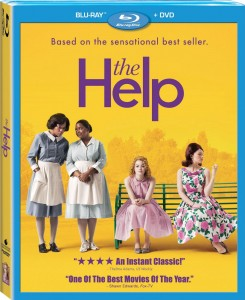 Cover caratula the help blu ray