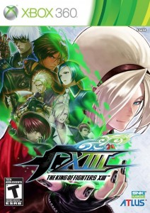 Cover Caratula the king of fighters XIII