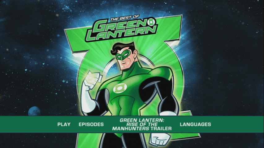 The Best Of Green Lantern