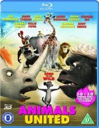 Animals United (Animales Al Ataque)(2010) BRRip Español Latino-Ingles Descargar 3