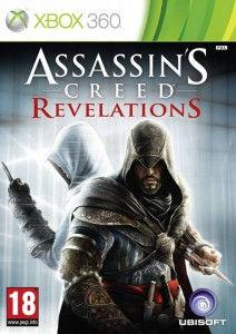 caratula Assassins Creed Revelations XBOX 360