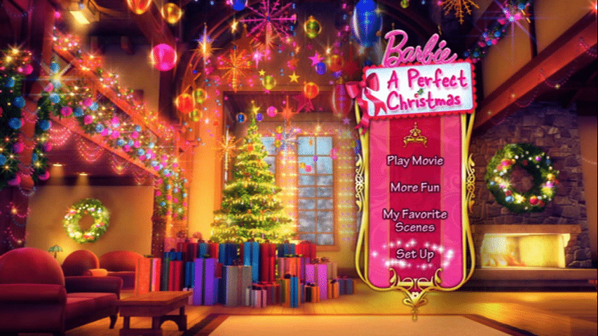 barbie una navidad perfecta dvd