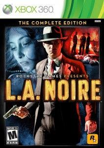 Caratula De L.A. Noire The Complete Edition