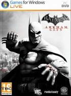 Batman Arkham City (4 DVD5) (Multilenguaje) (ESPAÑOL) PC Descargar Juego Full