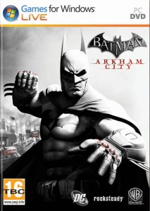 Descargar Batman Arkham City PC Full