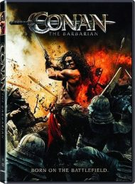 Caratula Conan El Bárbaro DVD