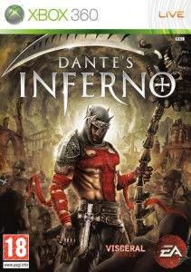 Caratula Dante's Inferno XBOX 360