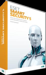 Caratula ESET Smart Security 5 NOD 32