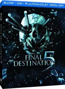 Caratula Destino FInal 5 Blu-ray