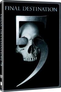 Caratula Destination Final 5 DVD