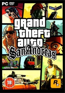 Cover Caratula GTA San Andreas PC