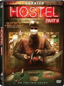 Cover Caratula Hostal Parte III DVD
