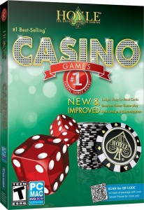 Caratula Cover Hoyle Casino Games 2012