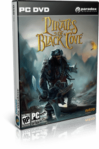 Caratula Pirates Of Black Cove PC