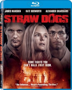 Caratula Straw Dogs Blu-Ray