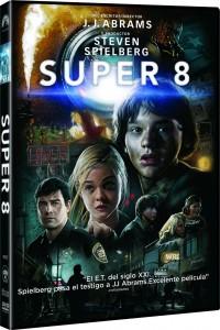 Cover Caratula Super 8 DVD