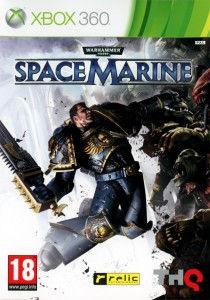 Caratula Warhammer 40000 Space Marine XBOX 360