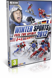 Caratula WInter Sports 2012 Fairlight PC Full