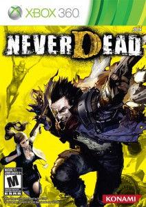 Cover Caratula NeverDead XBOX 360
