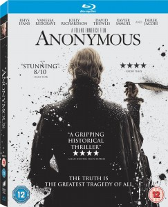 Caratula Cover anonymous Anónimo Blu ray