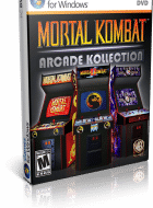Cover Caratula Mortal Kombat Collection Arcade HD