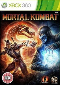 Caratula Cover Mortal Kombat XBOX 360