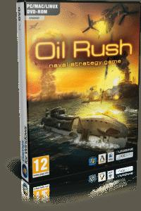 Cover Caratula Oil Rush SKIDROW