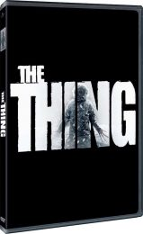 Caratula Cover The Thing DVDRip