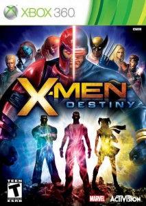 Caratula Cover X-Men Destiny XBOX 360