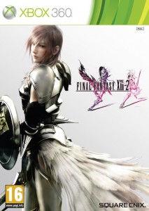 Cover Caratula Final Fantasy XIII-2 XBOX 360 Multilenguaje