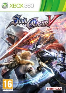 Caratula Cover Soul Calibur V XBOX 360