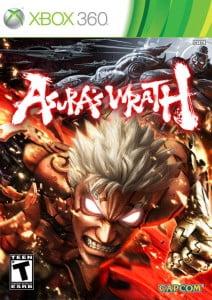 Caratula Cover Asura's Wrath XBOX 360