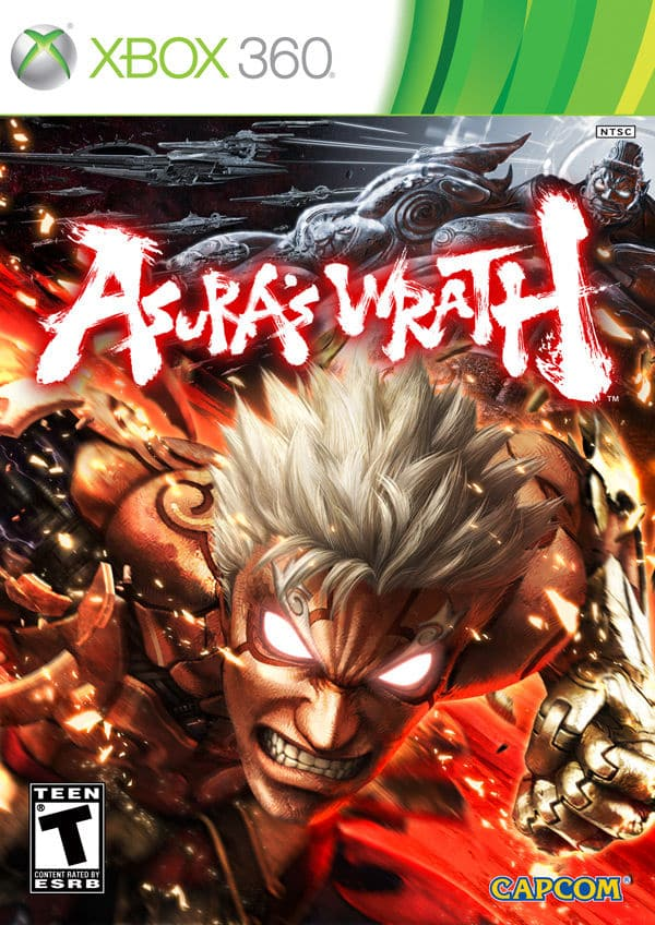 Asura S Wrath Region Free Multilenguaje Espanol Xbox 360
